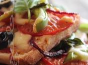 ~Pizza bruschetta olives~