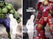 Précommande BluRay Avengers: L'ère d'Ultron figurine Hulk Iron