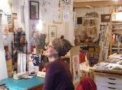 Visite l'atelier Stéphanie Devaux.