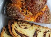 Babkallah nouveau cronut (Brioche tressée chocolat cannelle)