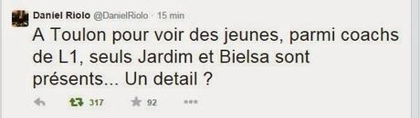 Football français incompétent