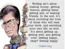 L'écriture selon Stephen King