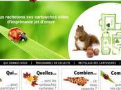 Cartouche-Vide.fr rachète cartouches vides d'imprimante d'encre