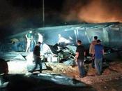 ALLO SARKOZY, BOTUL Libye attentat suicide revendiqué Daech frappe Misrata