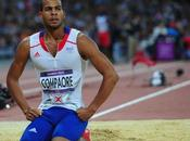 Yummy L'athlète Français Benjamin Compaoré