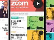 France Télévisions lance francetv zoom
