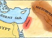 Histoire antique Palestine premiers habitants
