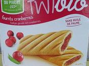 moulin vert biscuit twibio cranberry [#healthfood #bio #vegetalien #cranberry]