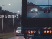 Samsung place écrans l'arrière camions pour faciliter vision conducteurs