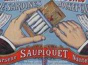 Nouvelle marque sardines arsène saupiquet [#sardines #bretagne #saupiquet #marketing #arsenesaupiquet]