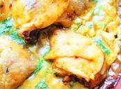 Tajine Souiri poulet oeufs