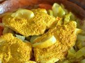 Tagine poulet poivron