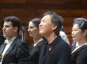 Bouquet final Radio France pour maestro Chung