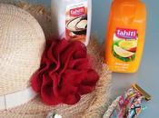 Odeurs gourmandes sous douche avec quelques nouveautés Tahiti