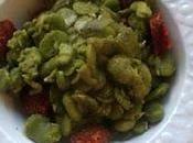 Salade Fèves Chorizo
