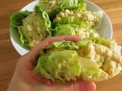 Wrap salade saveurs