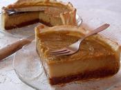 Tarte flan caramel pain d'épices (Vegan)