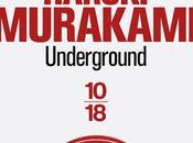 Underground, d'Haruki Murakami