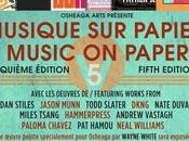 #ArtMTL Musique Papier retour pour cinquième édition!