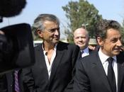 Bernard-Henri Lévy-Sarkozy Libye Tunisie, l'Elysée Cour Pénale Internationale
