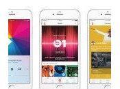 bêta sortie semaine prochaine avec Apple Music