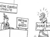 L'Union européenne contre démocratie Grèce