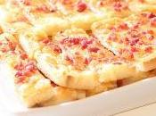 Allumettes fromage lardons