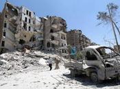 Syrie L'armée aidé Hezbollah, reprend Zabadani mains rebelles