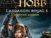 L'assassin royal tome L'apprenti assassin, Robin Hobb