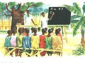 Ecole plein Afrique Occidentale