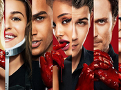 Scream Queens affiches pour personnages nouvelle série