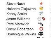 Quand stars deviennent emojis