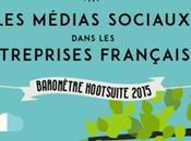 infographie médias sociaux France Hootsuite Adetem Visionary Marketing Innovation