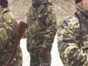 Ukraine bataillons islamistes contre Donetsk Lougansk