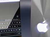 iPhone Incurvé aluminium brossé