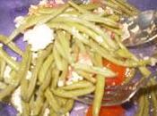 salade haricots verts