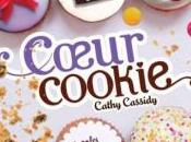 filles chocolat, tome Coeur Cookie Cathy Cassidy