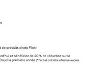 Flickr retour version