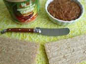 tartinade caroube crue kcal (allégée, diététique, hypocalorique, végane, crue, sans gluten sucre, riche fibres)
