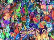 L'envol papillons