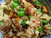 sauté canard 鸭肉炒饭