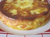 Tarte sans pâte légère abricots amande/tonka