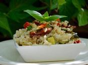 Salade légumes soleil