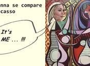 Madonna reconnait Picasso