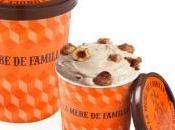 Capricorne vote pour glace l'ancienne confectionnée Mère Famille