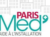 Paris Med': Aide l'installation professionnel-le-s santé Mairie