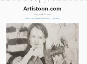 Nouveau blog Artistoon