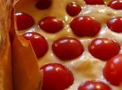 °tarte fine ricotta tomates cerise°