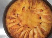 Gâteau moelleux fondant pommes, très facile faire