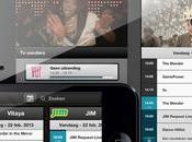 Stievie trois éditeurs flamands, seule offre mobile